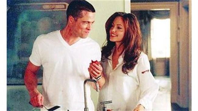 Angelina ve Brad gizlice evlenecek